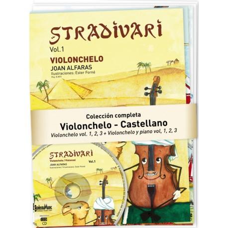 Stradivari Violonchelo + Violonchelo y Piano