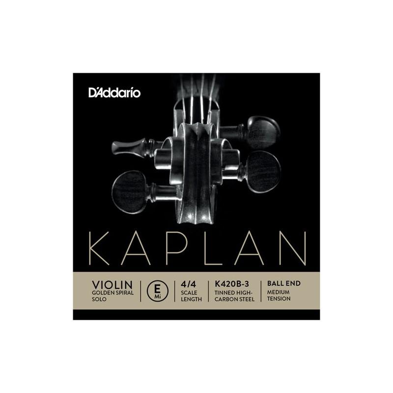 cuerda violin kaplan k311gb