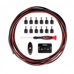 kit cableado pedales pw pwrkit 20