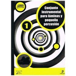 Plaza / Molina. Conjunto Instrumental Para Láminas y Pequeña Percusión 1