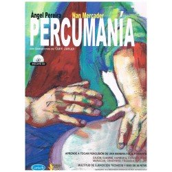 Pereira / Mercader. Percumanía +CD