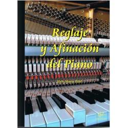 Paul, Jean-Marie. Reglaje y Afinación del Piano