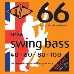 Cuerda Bajo ROTOSOUND Swing Bass Juego