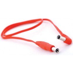 ac cable red 21 25 50 cms