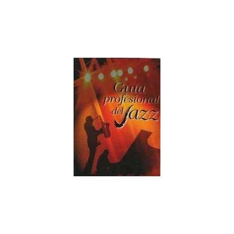 Varios. Guía Profesional del Jazz. SGAE