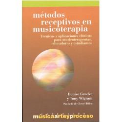 Grocke/Wigram. Métodos Receptivos en Musicoterapia