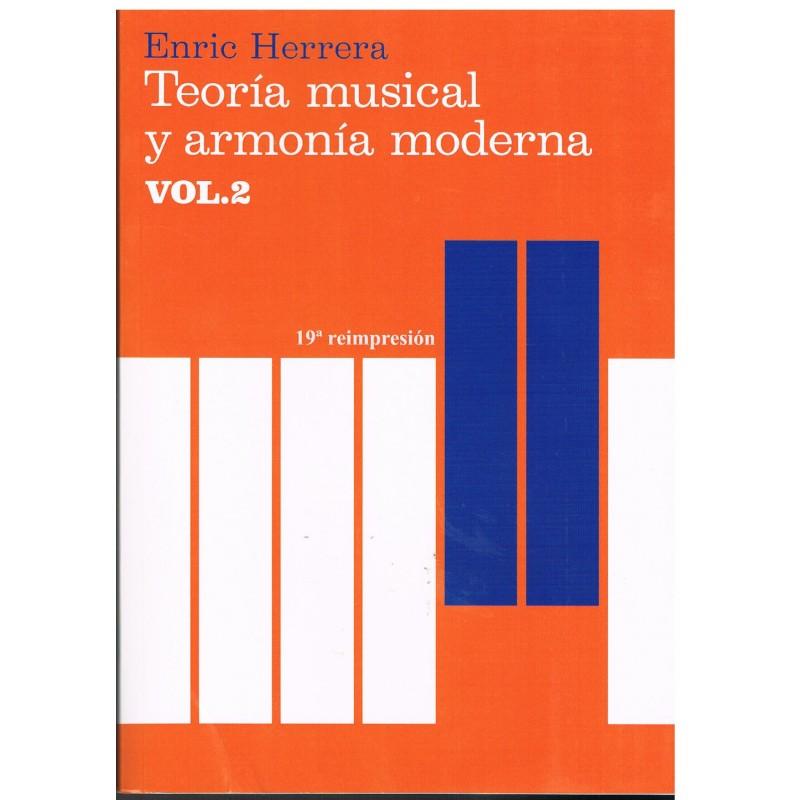 Herrera, Enric. Teoría Musical y Armonía Moderna Vol.2