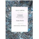 Albéniz, Isaac. Tango nº2 de España Seis Hojas de Album (Piano)