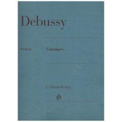 Debussy. Estampes (Piano) Urtext