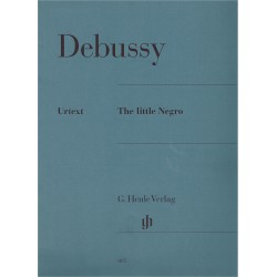 Debussy. The Little Negro (Piano) Urtext