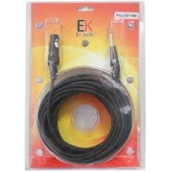 Cable para Microfono PXJ0019 Jack XLR hembra 9 mts