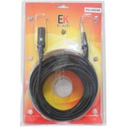 Cable para Microfono PXJ0059 Jack XLR macho 9 mts