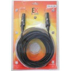 Cable para Microfono PXX0019 XLR XLR macho 9 mts
