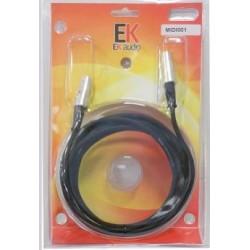 Cable Midi MIDI0013 3mts