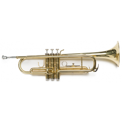 Trompeta AMADEUS TP 807L Dorado