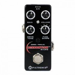 PEDAL PIGTRONIX MICRO EFF. FUZZ & OVERDRIVE