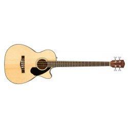 Fender Cb60Sce Nat Bajo Electroacustico Natural
