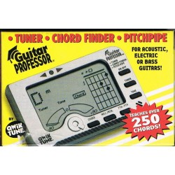 Tuner / Chords Professor Qwik Tune GP-1