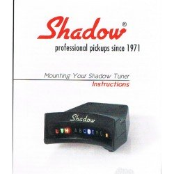 Afinador Shadow Sonic-T