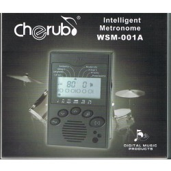 Metrónomo Inteligente Cherub WSM-001A