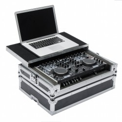 MAGMA DJ CONTROLLER WORKSTATION MC6000 black/silve