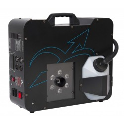 SAGITTER COLOR.SMOKE.MACHINE.1500W.DMX.RGB/FC 2 P