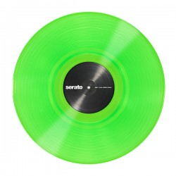SERATO PERFORMANCE SERIES GREEN (PAREJA)