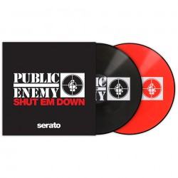 SERATO PRESSINGS PUBLIC...