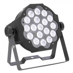 SAGITTER SLIMP AR.18X3W .LED.RGB/FC.IRC