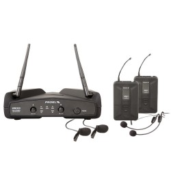 PROEL SISTEMA MIC. WIRELESS WM202DH