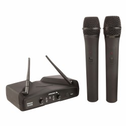 PROEL SISTEMA MIC. WIRELESS WM202DM