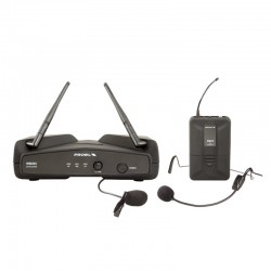 PROEL SISTEMA MIC. WIRELESS WM202H