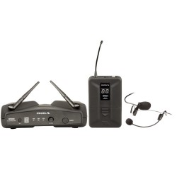 PROEL SISTEMA MIC. WIRELESS WM600H