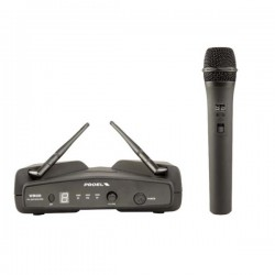 PROEL SISTEMA MIC. WIRELESS WM600M