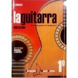 Nomar, Z. La Guitarra. Iniciación