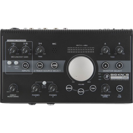 controlador big knob studio
