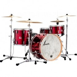SONOR VT Three20 Shells NM. AcabadoVintage Red Oyster (VRO).