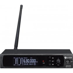 """""""PRODIPE"""" M850SOLO Micrófono de Mano Inalambrico y receptor"""