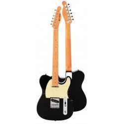 Guitarra Electrica PRODIPE SERIE TC80 MA TELECASTER BLK