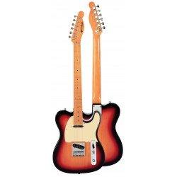 Guitarra Electrica PRODIPE SERIE TC80 MA TELECASTER SUNB