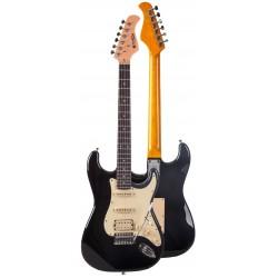 "Guitarra Electrica ""PRODIPE"" SERIE ST83-RA STRATOCASTER BLK"