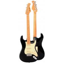 "Guitarra Electrica ""PRODIPE"" SERIE ST80-MA STRATOCASTER BLK"