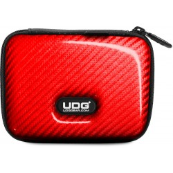 creator digi hardcase small pu red