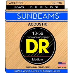DR Cuerdas RCA 13 SUNBEAM