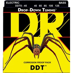 ddt5 45 drop down tuning