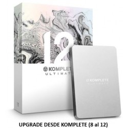 komplete 12 ultimate collectors edition upg k8 12