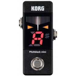 Korg AFINADOR PITCHBLACK MINI
