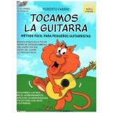 Fabbri, Roberto. Tocamos la Guitarra Vol.1 +CD Nueva Edicion