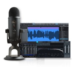 BLUE YETI BLACKOUT STUDIO