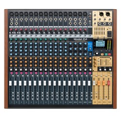 TASCAM MEZCLADOR 24 TRACKS MODEL 24